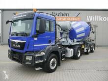 Camión hormigón cuba / Mezclador MAN TGS TGS 18.440 4x4H*10m³ Stetter*Kipphydraulik*Klima