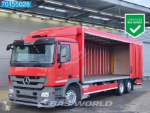 Camión lonas deslizantes (PLFD) Mercedes Actros 2541
