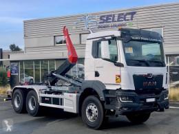 Камион MAN TGS 26.430 мултилифт с кука нови
