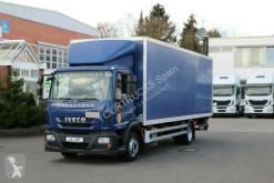 Caminhões furgão Iveco Eurocargo 120E22 / Koffer 7,6m / LBW / Rolltor