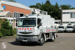 Camión plataforma elevadora Renault Midlum 220 DXI /Comilev EN170TPC/2Per.Korb/265kg