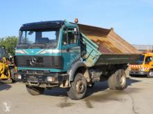 Camión volquete volquete trilateral Mercedes SK 1824 AK 4x4 2-Achs Allradkipper Meiller