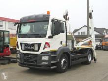 Kamion stroj s více korbami MAN TGS TG-S 18.320 BL Absetzkipper Meiller, Funk