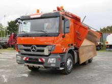 Ciężarówka wywrotka trójstronny wyładunek Mercedes Actros 2644 6x4 3-Achs Kipper Meiller Bordmatik