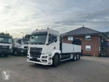 Камион MAN TGS TGS 26.470 /6X2 Euro6d Retarder HIAB 228 - 4 шпригли втора употреба