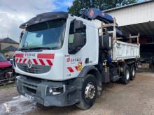 Ciężarówka wywrotka dwustronny wyładunek Renault Premium Lander 370.26 DXI