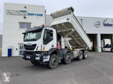 Caminhões Iveco Trakker 450 basculante bi-basculante usado