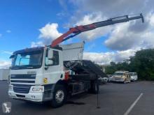 Kamion dvojitá korba DAF CF75 310