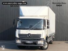 Camión furgón Mercedes Atego 1218 N E6