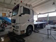 Ciężarówka MAN TGX 26.440 do transportu sprzętów ciężkich używana
