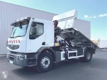 Renault hátra és egy oldalra billenő kocsi teherautó Premium Lander 340.19