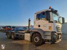 Camion polybenne MAN TGS 26.460