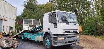 Камион платформа Iveco Eurotech 190E27