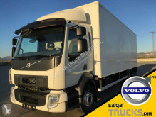 Camion fourgon Mercedes Atego 924 L