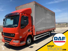 Ciężarówka DAF LF45 45.220 firanka używana