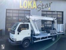 Nissan teleszkópos emelőkosár teherautó Cabstar 35.10