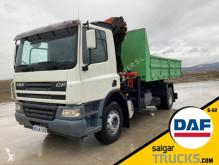 شاحنة DAF CF 75.310 منصة مستعمل