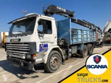 Scania plató teherautó L