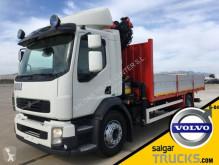 Volvo plató teherautó FL 290
