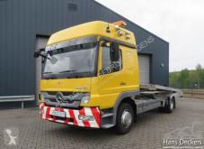 Ciężarówka do transportu samochodów Mercedes Atego