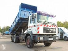 Camión volquete volquete bilateral MAN TGA TGA 33.364 * 2 seite Kipper* 6X4*