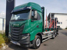 Camion grumier Iveco S-Way AS280X57Y /PS HR ON+ 6x2 (6x4 Hi Traction)