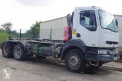 Ciężarówka Renault Kerax 370 DCI Hakowiec używana