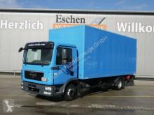 Caminhões furgão MAN TGL TGL 12.180 BL Koffer / LBW