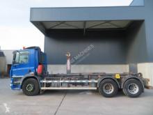 Lastbil DAF CF85.360 polyvagn begagnad