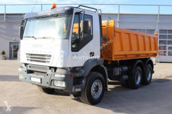 Ciężarówka Iveco Trakker wywrotka używana