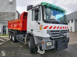 Kamion Mercedes Actros 3232 dvojitá korba použitý