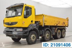 Caminhões basculante bi-basculante Renault Kerax 410 DXI