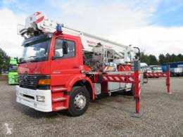 Camión bomberos Mercedes-Benz Atego 1828 4x2 Bronto Skylift F32