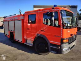 Camion pompiers Mercedes 1325 F Feuerwehr / Firetruck / Pompiers - Foam - 2000L Tank - Ziegler Pump