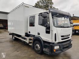 Camion Iveco Eurocargo fourgon occasion