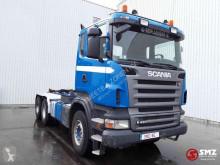 شاحنة ناقلة حاويات متعددة الأغراض Scania R 480