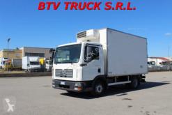 Камион хладилно MAN TGL TGL 10 210 ISOTERMICO CON GANCERE 2 ASSI EURO 4