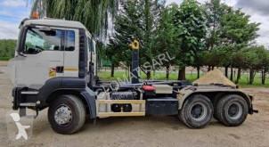 Teherautó MAN TGS 26.400 használt billenőplató