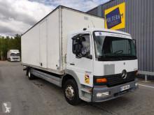 Teherautó Mercedes Atego 1317 használt furgon