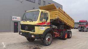 Camion Mercedes SK 2638 benne occasion