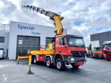 Ciężarówka Mercedes Actros 4151 platforma używana