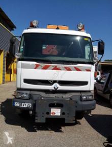 Camión Renault Kerax 300 volquete volquete bilateral usado