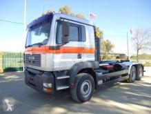 شاحنة MAN ناقلة حاويات متعددة الأغراض مستعمل