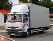 Renault ponyvával felszerelt plató teherautó Midlum 220.13