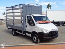 Iveco ponyvával felszerelt plató teherautó Daily 70C17
