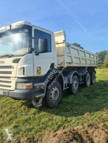 Camion benne TP Scania P 420