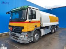 Camion remorque citerne produits chimiques Mercedes Actros 2541