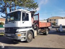 Ciężarówka wywrotka budowlana Mercedes Actros 2031