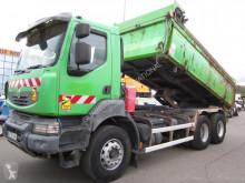 Ciężarówka Renault Kerax 410 DXI wywrotka dwustronny wyładunek używana