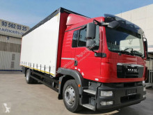 Camión lonas deslizantes (PLFD) MAN TGM 18.340